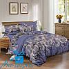 Полутороспальное постельное белье из сатина КАТАЛОНИЯ (150*220)