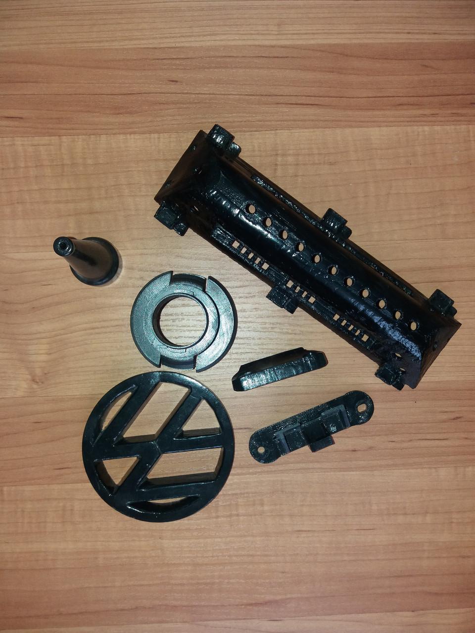 3Д печать механических частей