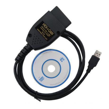USB VAG COM 12.12 VCDS HEX CAN VW, Audi, SKODA