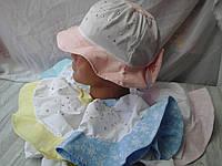 -шляпка панамка для девочки, фото 1