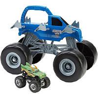 Hot Wheels Внедорожник автовоз-подставка Monster Jam Colossal Carrier Vehicle CKF68, фото 1