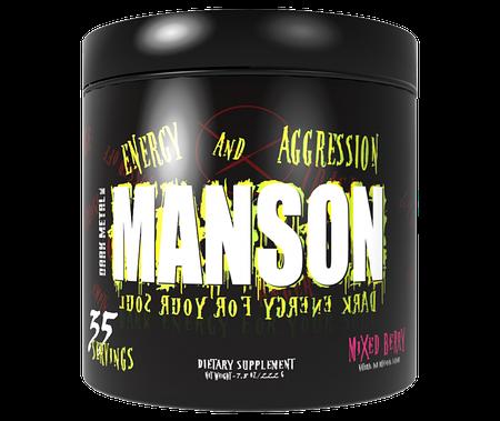 Предтренировочный комплекс Insane Labz Dark Metal Manson 222 g
