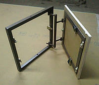 Люк ревизионный под плитку со сдвижной петлей 400*600*50