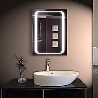 Зеркало LED со светодиодной подсветкой ver-3078 600х800 мм