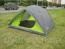 Палатка четырехместная 1018-4 GreenCamp