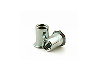 Клепальная гайка М4 из НЕРЖАВЕЙКИ (0,5-2 мм) доставка от 1 шт
