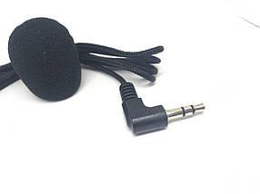 Петличний мікрофон в тканинній обмотці (стерео), фото 2