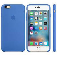 Чехол OEM for Apple iPhone 6 plus/6splus Silicone Case Royal Blue (MM6E2)
