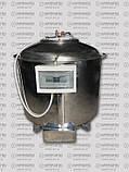 """Автоклав """"А350 Пром"""" (380В) + Водяне охолодження 350 пів літрові банки або 200 літрових, фото 3"""