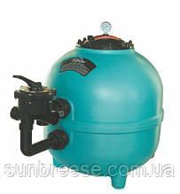 Фильтр для бассейнов песочный Filtrone произв-ть 32 м³/ч