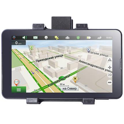 ✓Навигатор Pioneer DVR700PI Max 1GB RAM 16GB ROM GPS\A-GPS поддержка 3G 2SIM встроенный видеорегистратор хит, фото 2