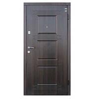 Дверь входная металлическая Stellburg Molotok MD035 R 960x2050 мм темный венге