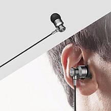 Стереофонические наушники Marsno M1 со встроенным микрофоном , фото 3