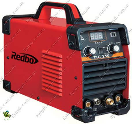 Аргонно-дуговой сварочный аппарат Redbo ExpertTig 250, фото 2