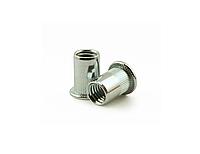 Клепальная гайка М6 из НЕРЖАВЕЙКИ (0,5-2 мм) доставка от 1 шт