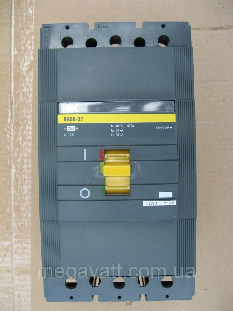 Выключатель автоматический ВА 88-37 315 А - МегаВатт-Прибор в Киеве