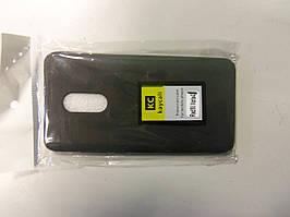 Чехол силиконовый  для Xiaomi Redmi Note 4 черный