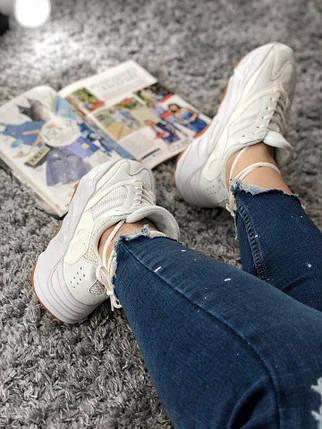 Размер 43-44!!! Мужские кроссовки Adidas Yeezy 700 (Рефлективные)/ реплика (1:1 к оригиналу), фото 2
