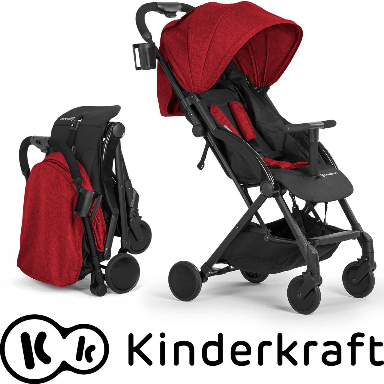 Прогулочная детская коляска Kinderkraft PILOT