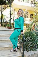 Спортивный костюм женский ,батал 0713дг