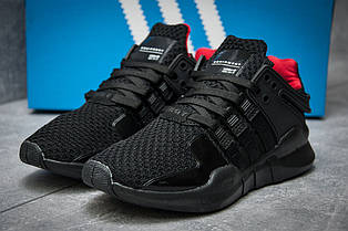 Кроссовки женские 11851, Adidas  EQT RUG Guidance, черные ( 36 40  )