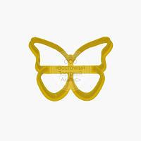 """3D форми для пряників - Вирубка """"Метелик"""" 8 см"""