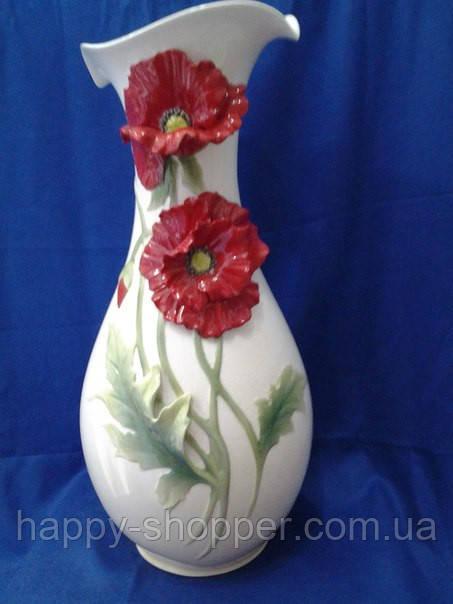 Фарфоровая ваза 7004 F