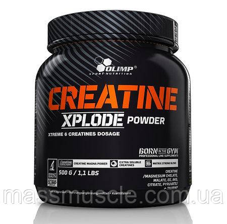 Креатин OLIMP Creatine XPLODE 500 g