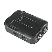 Петличная система, подвійна петличка, подвійний петличний мікрофон Comica CVM-D03 для камери/смартфона/GoPro, фото 3