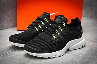 Кроссовки мужские 12404, Nike  Air Presto, черные ( 44  )