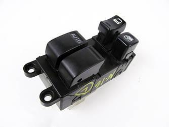Блок управления стеклоподъемниками 2 кнопки Nissan Almera (N16) 00-07 (Ниссан Алмера Н16)