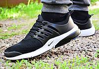 Кросівки чоловічі Nike Air Presto black/white