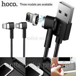 Кабель/Шнур Hoco L Shape Magnetic U20 Original Iphone 5/6/7/8/X