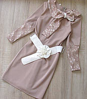 Распродажа! Детское платье р.146 Виолетта