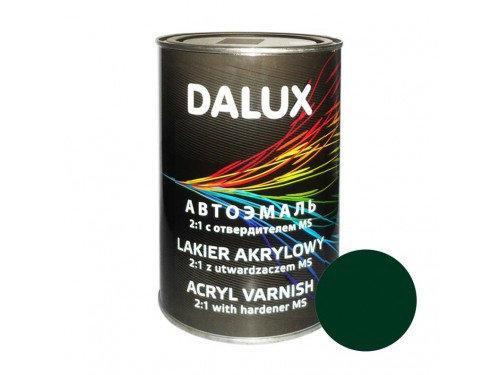 Автокраска акриловая 394 Темно-зеленая DALUX 2K, 1л