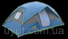 Палатка четырехместная 1100 GreenCamp