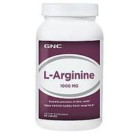 Gnc l-arginine 1000, 90 капс