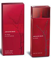 Духи парфюм Armand Basi In Red EAU DE PARFUM Парфюмированная вода Арманд Басі