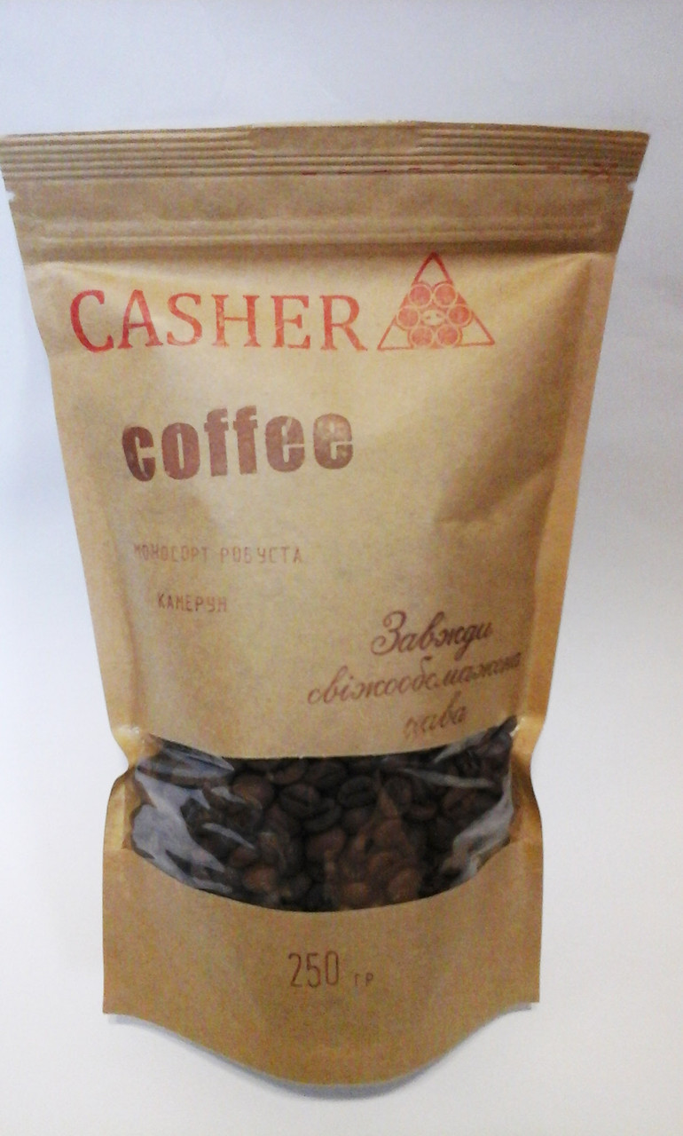 Кофе в зернах моносорт робуста Камерун