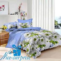 Семейный комплект постельного белья из сатина ВЕНЕСУЭЛА