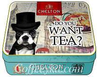 """Чай черный Chelton  """"Хочешь чая?"""" 60 г ж/б"""
