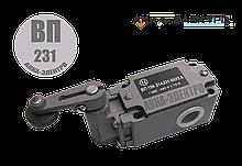 Выключатель путевой ВП-15-231 У2.3/2.8
