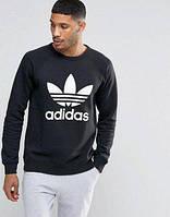 Свитшот Adidas, черный М