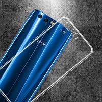 Силиконовый чехол 0,33 мм для Huawei Honor 9 (прозрачный)
