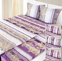 Двуспальный комплект постельного белья Бязь Элегант