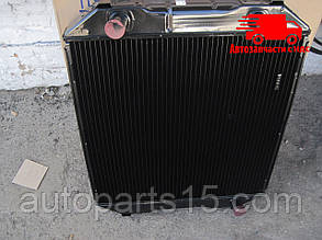 Радиатор водяного охлаждения ЛАЗ 699 (4-х рядн.) (пр-во ШААЗ). Р699-1301010. Цена с НДС.