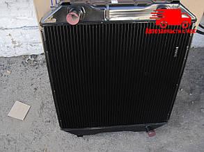 Радиатор водяного охлаждения ЛАЗ 699 (4-х рядн.) (пр-во ШААЗ). Р699-1301010. Ціна з ПДВ.