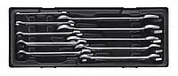 Набор ключей рожковых двухсторонних 10 ед 6-24 мм JTC K6103 JTC