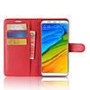 Чохол-книжка Bookmark для Xiaomi Redmi 5 Plus red, фото 4