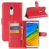 Чохол-книжка Bookmark для Xiaomi Redmi 5 Plus red, фото 6